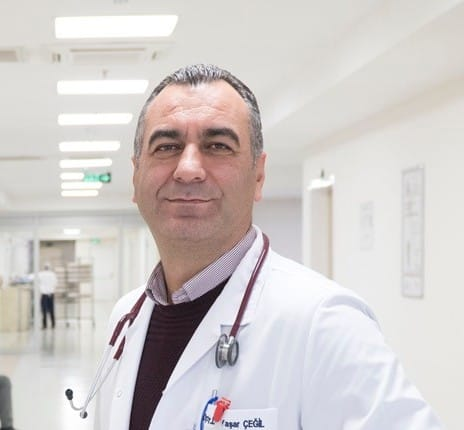 Op. Dr. Yaşar ÇEĞİL